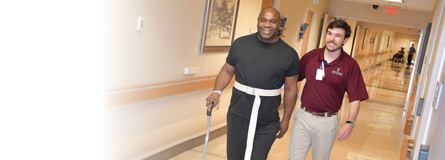 Former Ole Miss running back tackles quest to walk again with trademark determination